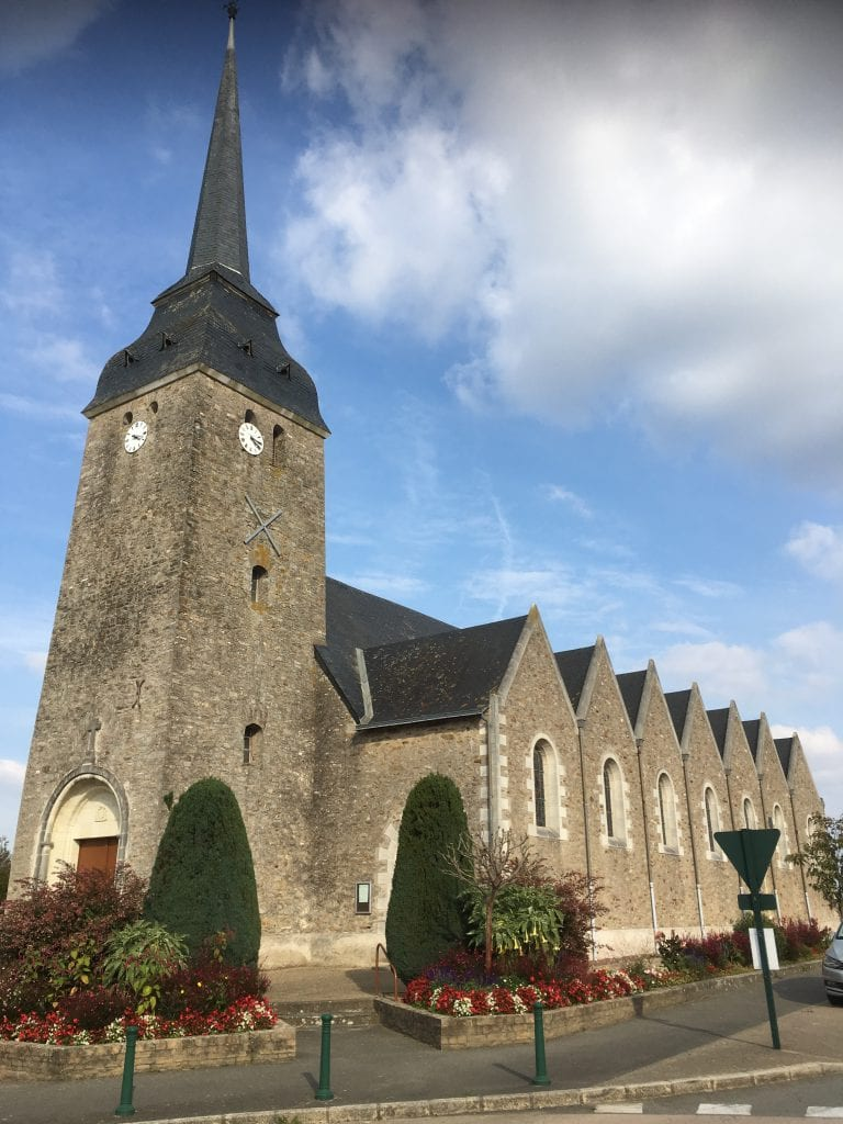 Diagnostic Eglise Maumusson