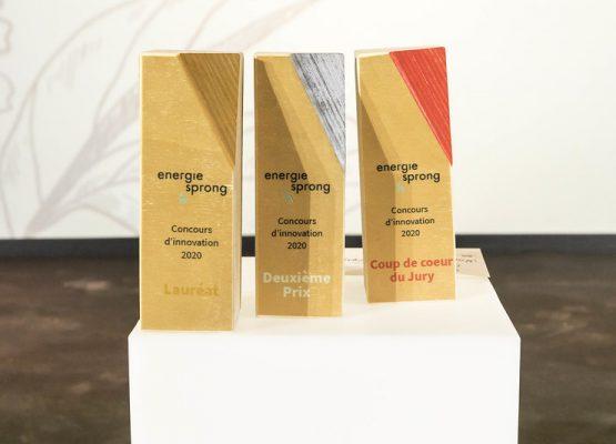 Concours EnergieSprong – Lauréat pour la solution T.I.P.E.